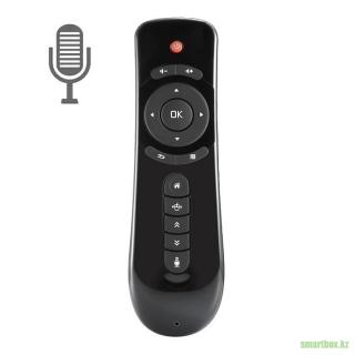 Пульт управления Air Mouse T2 mic (MF100)