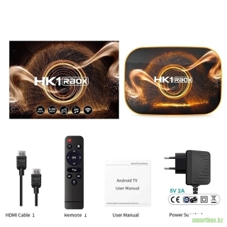 Android TV Box HK1 RBOX 4Gb/32Gb