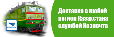 Доставка по Казахстану